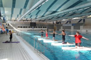 Start met FloatFit met master trainer Bianca Landman